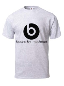 beans grey t-c