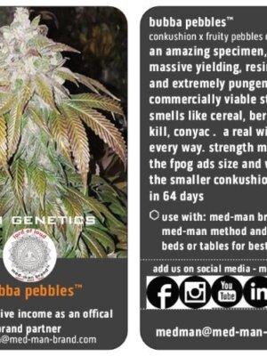bubba pebbles